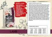 Natural Fresh Meat LAMB