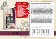 Natural Fresh Meat LAM