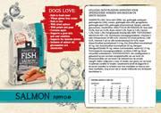 Natural Fresh Meat Puppy M-L ZALM