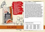 Natural Fresh Fish SALMON