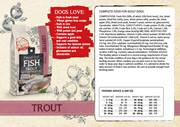 Natural Fresh Fish TROUT