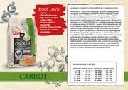 Natural Fresh POULET-CAROTTE Bio