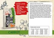 Natural Fresh CHICKEN-CARROT Organic