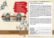 Natural Fresh Meat Sausage TURKEY