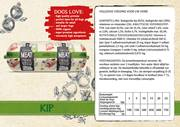 Natural Fresh Meat Biologische Worst Kip 600 gr Verpakt per 12 stuks