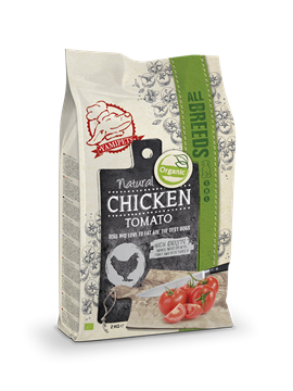 Natural Fresh CHICKEN-TOMATO Organic