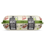 Natural Fresh Meat Organic Dog Sausage Chicken 600 gr  packed per 12 pieces